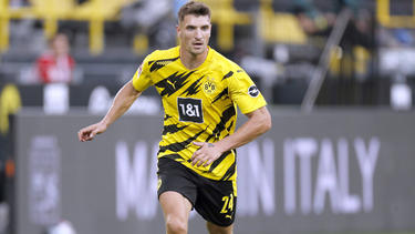 Thomas Meunier fehlt dem BVB gegen Augsburg