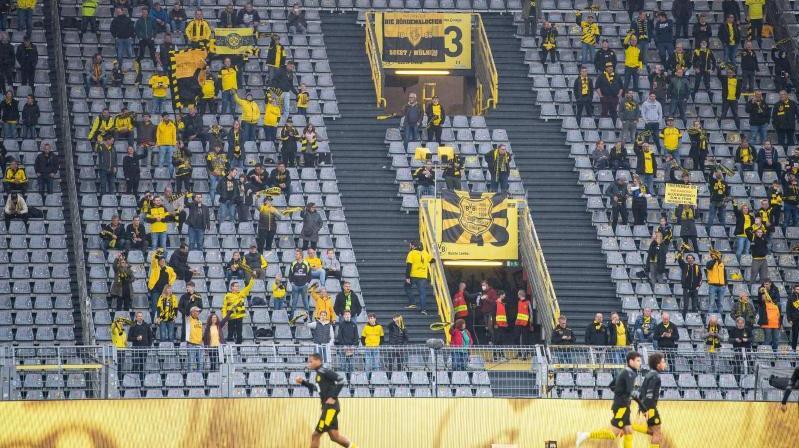 Das Revierderby findet ohne Fans statt