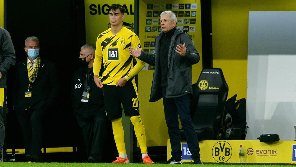 Reinier (l.) will sich beim BVB durchsetzen