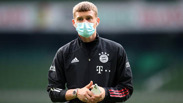 Michael Cuisance hat den FC Bayern verlassen