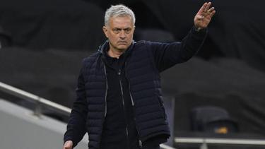 José Mourinho freut sich über den Leistungsdruck