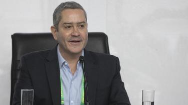 Rogério Caboclo, Präsident des Brasilianischen Fußballverbandes CBF