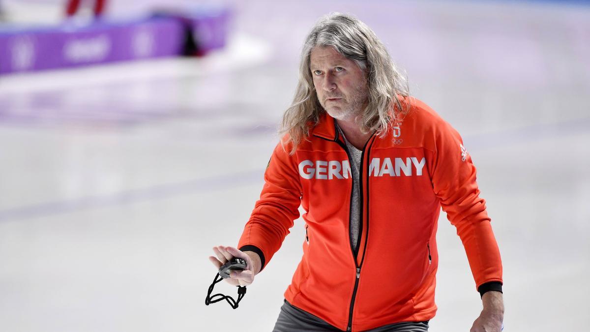 Peter Mueller ist neuer Sprint-Bundestrainer