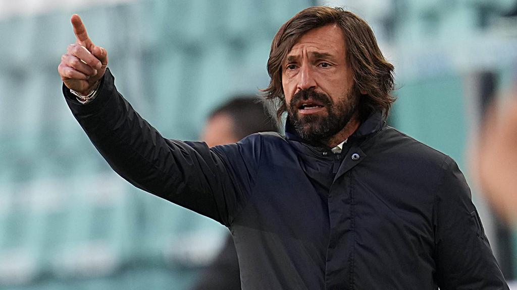 Juve-Coach Andrea Pirlo geht nicht von einer zeitnahen Einführung der Super League aus
