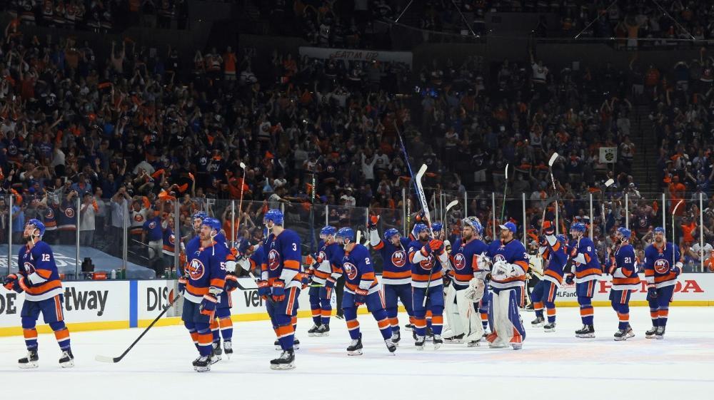In der NHL wird überwiegend in vollen Arenen gespielt