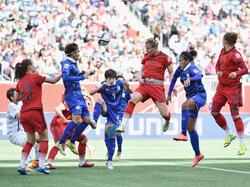 Alemania,  una de las favoritas, superó a Tailandia por un cómodo 4-0. (Foto: Getty)