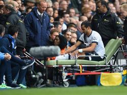 Nacer Chadli fehlt Tottenham etwa sechs Wochen