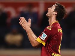 Nick Proschwitz ist beim SC Paderborn in Ungnade gefallen