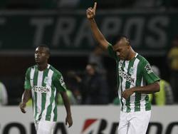Miguel Borja cambia el Nacional por el Palmeiras. (Foto: Imago)