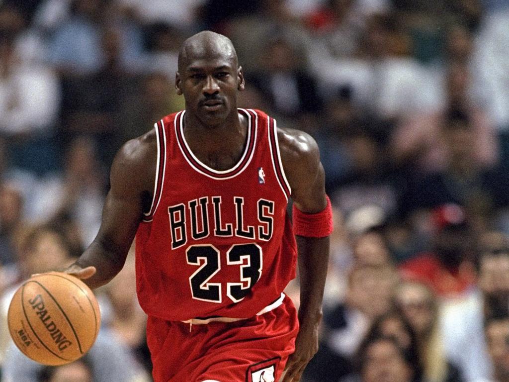 Michael Jordan drehte im letzten Spiel der NBA-Finals von 1998 auf