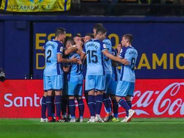 El Girona se impuso por la mínima en el estadio de la Cerámica. (Foto: Imago)