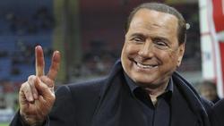 Silvio Berlusconi sorgt in Italien wieder für Aufsehen