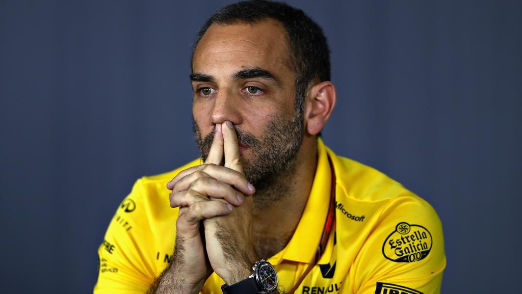 Cyril Abiteboul nennt Gründe für die Renault-Krise