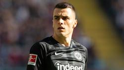 Filip Kostic fühlt sich bei Eintracht Frankfurt offenbar sehr wohl