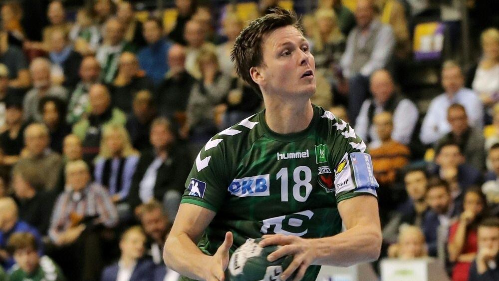 Hans Lindberg war mit sieben Toren bester Füchse-Werfer
