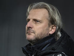 Markus Schopp stoppt die Erwartungen