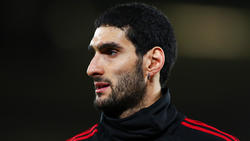 Marouane Fellaini ha comenzado con buen pie en Asia. (Foto: Getty)