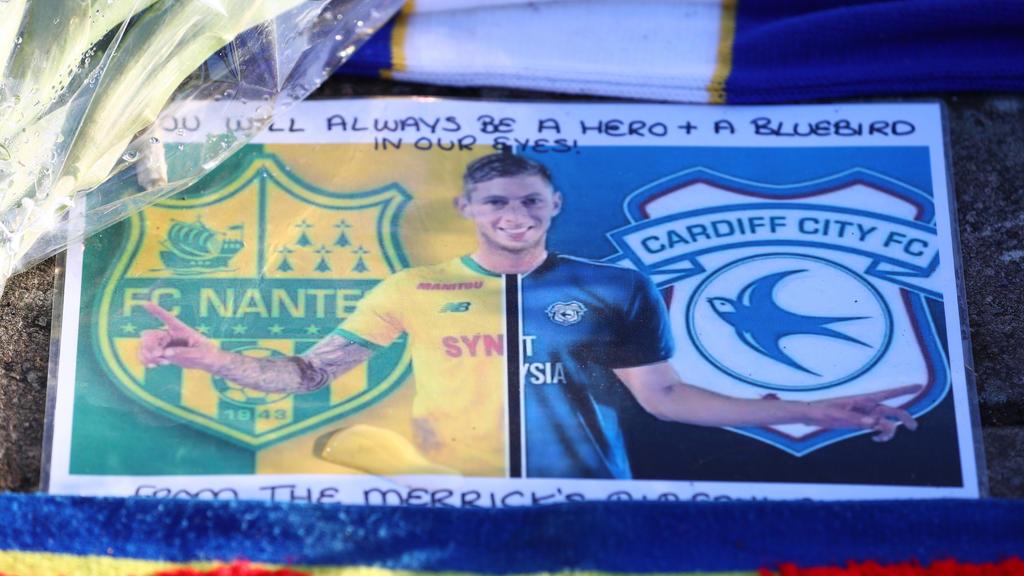 Dank Spenden ging die Suche nach Emiliano Sala weiter