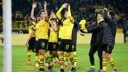 Der BVB hat einen neuen Vereinsrekord aufgestellt