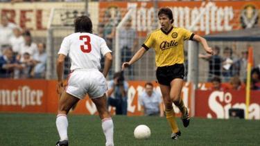 Jürgen Wegmann bewahrte den BVB vor dem Abstieg