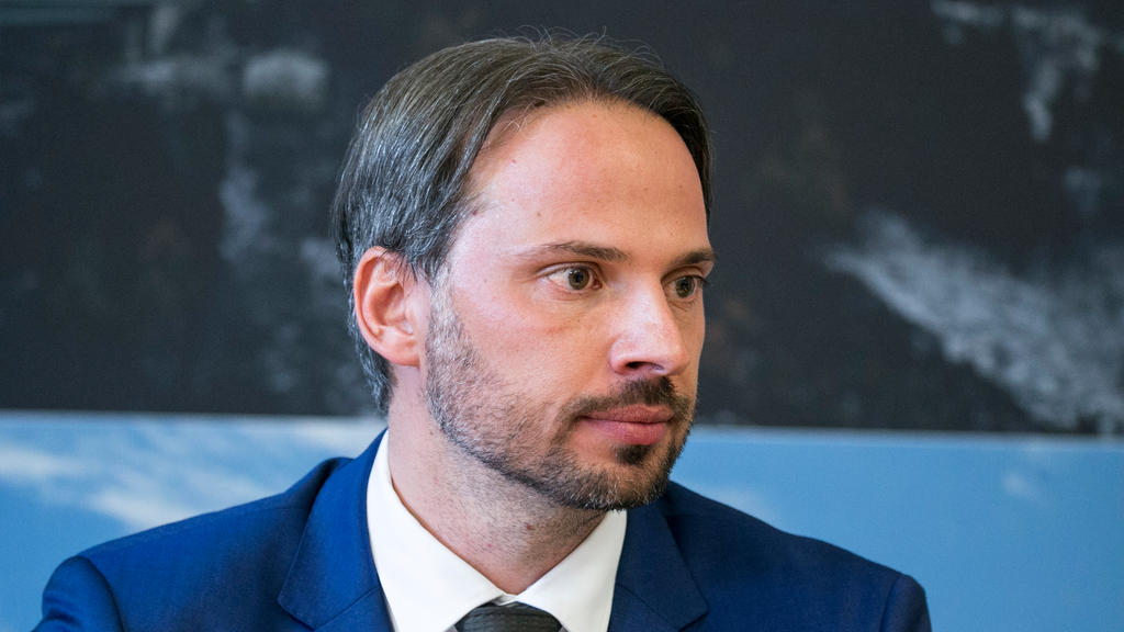 Dieter Csefan leitet die Doping-Ermittlungen