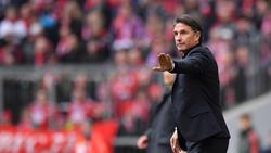 Wird Bruno Labbadia beim VfL Wolfsburg zur Lame Duck?
