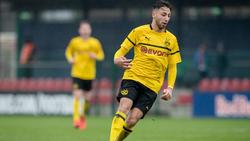Alaa Bakir brachte die U19 des BVB gegen Rot-Weiß Essen in Führung