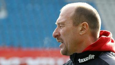 Wolfgang Wolf wird Sportdirektor von Lok Leipzig