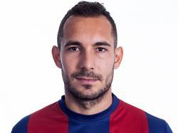 David Ferreiro anotó hoy el primer y el último gol del Huesca. (Foto: Imago)
