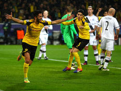 El Dortmund ganaba al Legia ya 5-2 al descanso. (Foto: Getty)