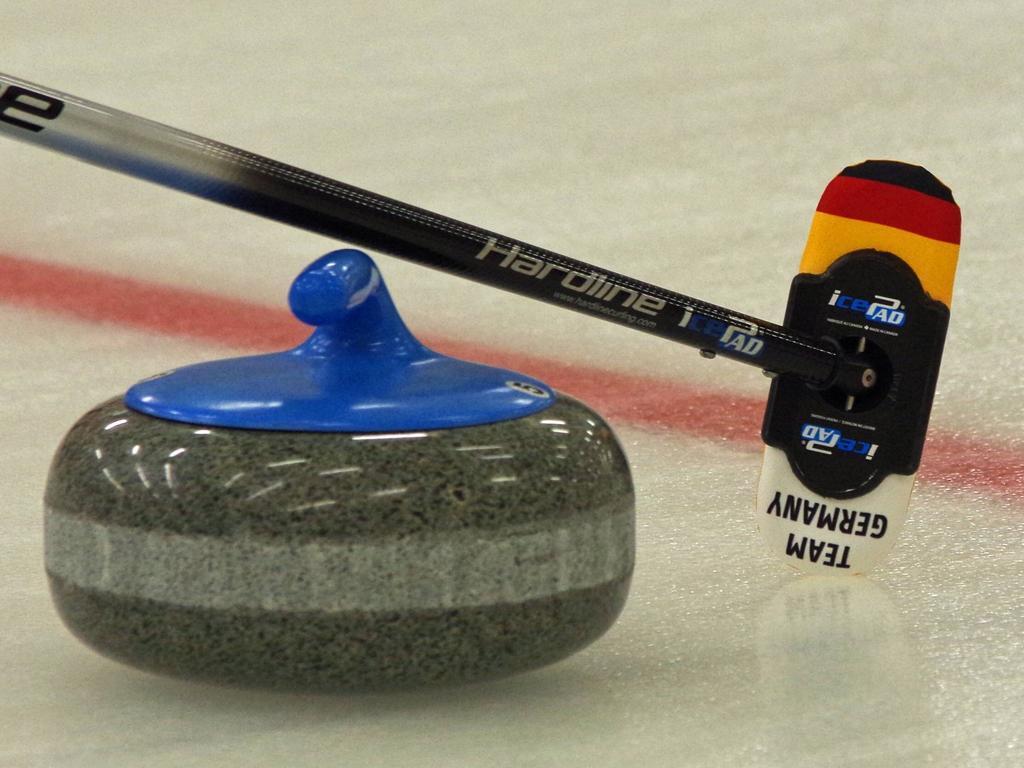 Die deutschen Curling-Damen können die Olympia-Quali im Dezember klar machen