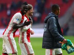 Davinson Sánchez (l.) soll das Interesse des FC Bayern geweckt haben