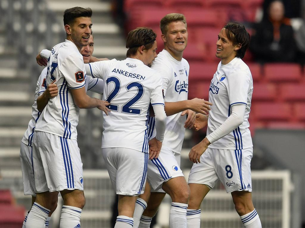 Der FC Kopenhagen ist erneut dänischer Meister