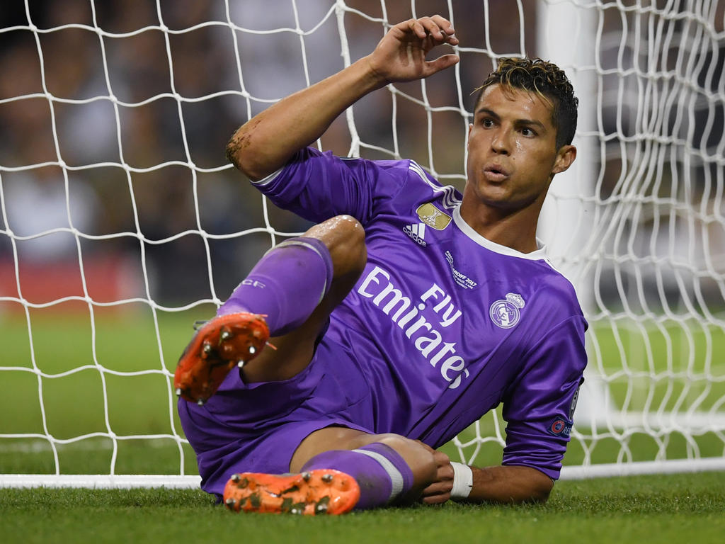 Cristiano Ronaldo hat in Spanien Steuerärger