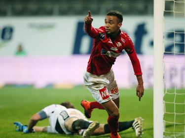Das 2:1-Siegtor in Ried war Lumus beste Tat für den SKN St. Pölten