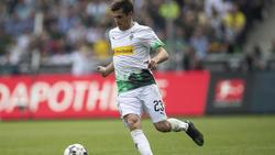 Jonas Hofmann steht mit Gladbach wenige Wochen vor dem Saisonstart