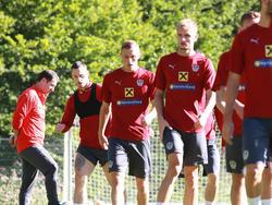 ÖFB-Teamchef Franco Foda warnt auch vor Lettland