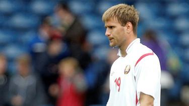 Maksim Skavysh sorgte in der Nachspielzeit für die Entscheidung