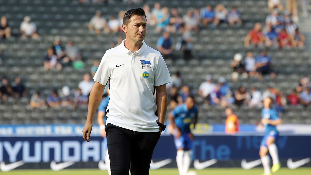 Hertha BSC um Trainer Ante Covic winken weitere Millionen