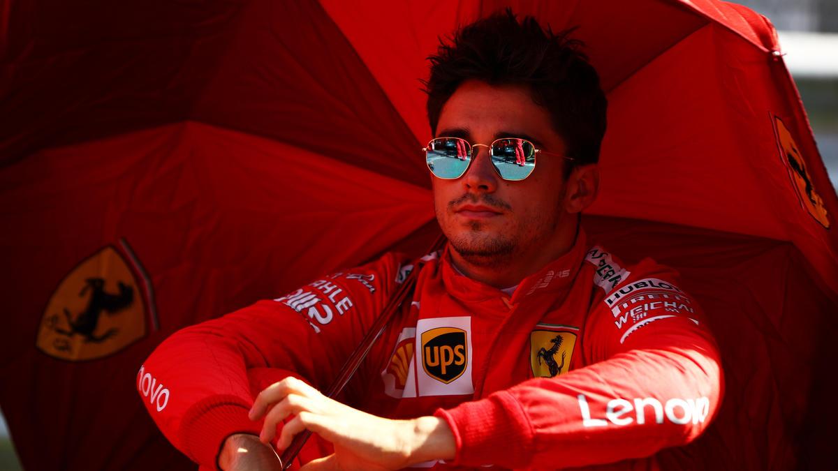 Charles Leclerc hat sich zur Lage bei Ferrari geäußert