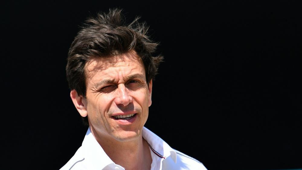 Toto Wolff von Mercedes vor der ersten Formel-E-Saison