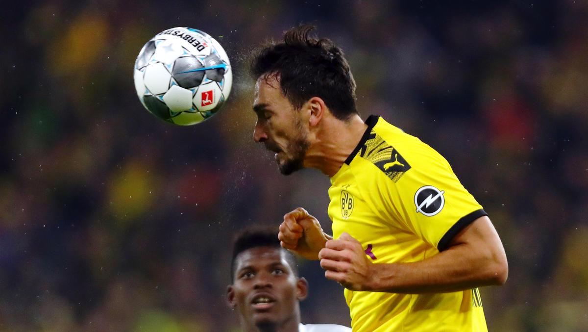 Mats Hummels steht beim Spiel des BVB beim FC Bayern im Fokus