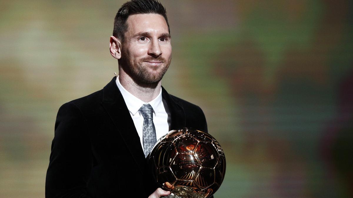 Lionel Messi gewinnt Ballon d'Or 2019