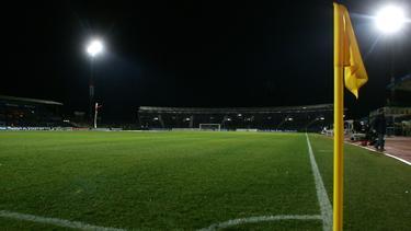 Im Koblenzer Stadion wird das Benefizspiel ausgetragen