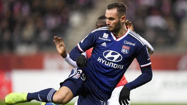 Lucas Tousart steht vor einem Wechsel zu Hertha BSC
