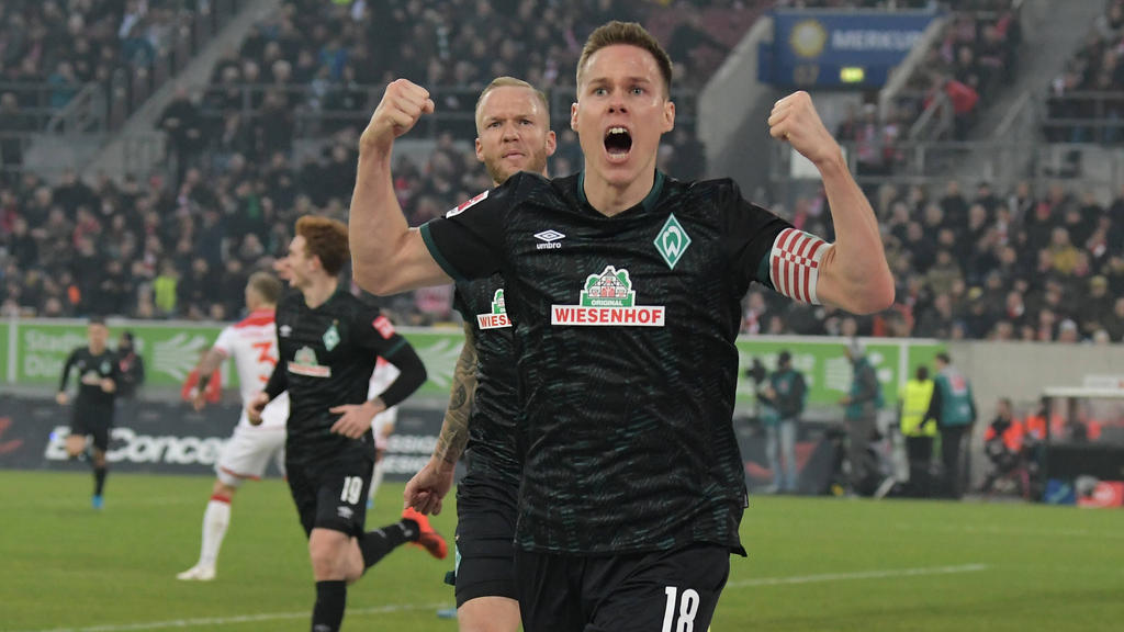 Werder Bremen sammelt wichtige Punkte im Abstiegskampf