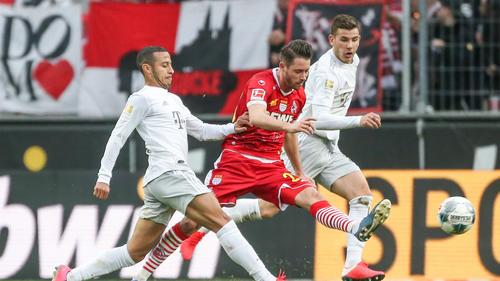 Lucas Hernández (r.) hinterließ beim FC Bayern keinen überzeugenden Eindruck