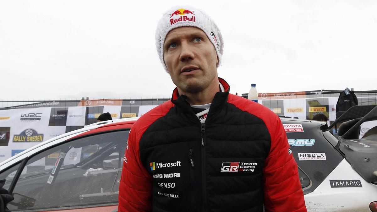 Sébastien Ogier muss sich bei Toyota dem Wettbewerb stellen