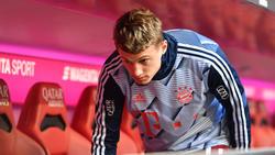 Mickael Cuisance will sich beim FC Bayern durchsetzen