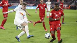 Timo Werner und David Alaba sollen nicht mehr vom FC Barcelona umworben werden